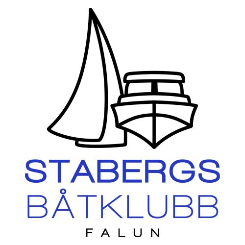 Stabergs Båtklubb logo